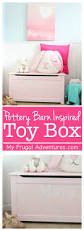Diy Large Wooden Toy Box by Best 25 Kids Toy Boxes Ideas On Pinterest Playroom Storage Bed