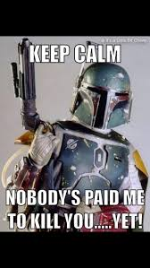 Jango Fett Meme - get the look les personnages de star wars 2 star boba fett