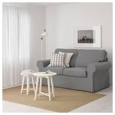 Fibre Filled Sofa Cushions Ektorp Two Seat Sofa Skaftarp Yellow Ikea