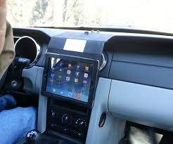 jeep wrangler custom dashboard super easy ipad dash mount
