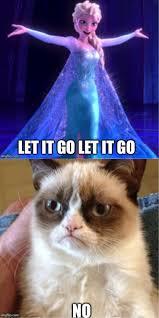 Grumpy Cat Snow Meme - funny bump birth and beyond
