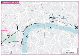 Marathon Route Map by File London Olympic Marathon Map 2012 Pdf Wikimedia Commons