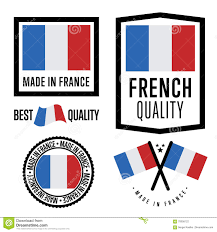 Best National Flags Made In France Label Set Vector National Flag Stock Vector