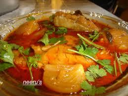Ugadi Decorations At Home Neeru U0027s Fish Curry Nellore Style Nellore Chapala Pulusu