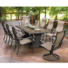 bar furniture sears patio dining set la z boy outdoor mckenna