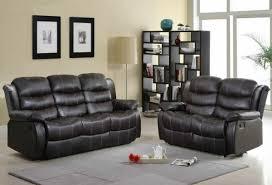 Extraordinary Black Leather Living Room Furniture Sets Including - Lazy boy living room furniture sets