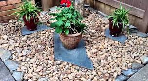 How To Build A Rock Garden How To Build A Simple Diy Rock Garden Landscape Feature
