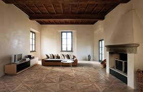 porcelain tiles with a beautiful parquet wood look baita by