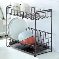 over the sink dish drying rack dish drainer rack twin sink dish drainer dish drainer rack over the