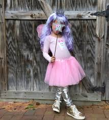 Tooth Fairy Costume Easy Diy Halloween Costume For Kids The Tooth Fairy