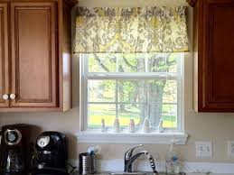Kitchen Window Valance Ideas by Kitchen 54 Living Room Valances Valances For Kitchen Windows