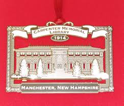 holiday ornaments manchester historic association