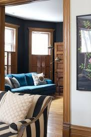 the best neutral paint colours to update dark wood trim paint