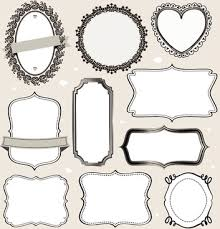 banner label frame sketch free vector download 21 928 free vector