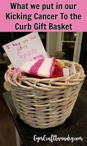 cancer gift baskets brighten up someone s day with a cancer fighter gift basket