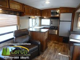 2018 springdale 293rk rear kitchen travel trailer rv for sale in
