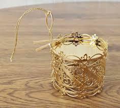 danbury mint gold ornament 1990 drum 23k