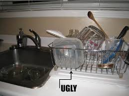 Interior Groupie Thinking Sinks - Kitchen sink with drying rack
