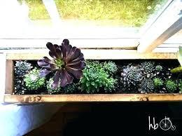 window planters indoor indoor window planter youtubeindir