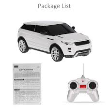 toy range rover rastar 46900 1 24 rc land range rover evoque rc car toy q7u7