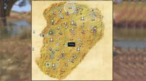 Eso Maps Elder Scrolls Online Ce Treasure Map Schnittermark Youtube