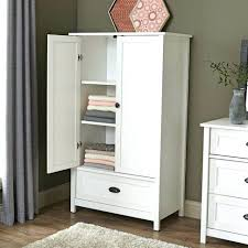 painted computer armoire wardrobe closet storage clothes cabinet