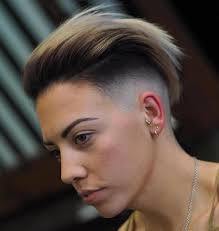 Short Shaved Hairstyles For Girls by 20 Sassy And Chic Shaved Hairstyles For Women