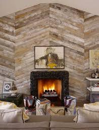 Reclaimed Wood Barn Doors by Faux Reclaimed Wood Wall Planks U2013 Sliding Barn Door