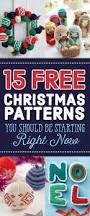 christmas knits free patterns gallery craft pattern ideas