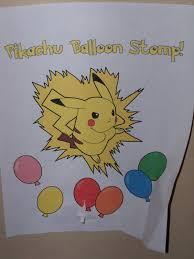 the creative party mom pokemon party adam u0027s 9th birthday