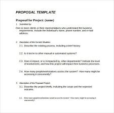 event proposal template word event proposal template