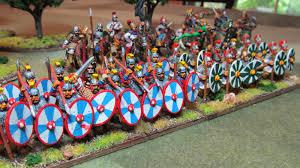 28mm late roman army dux rampant