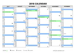 2018 Calendar Printable Free Templates Sample Web E Calendar