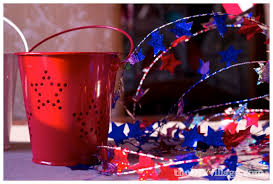 4th of july decor table centerpiece u0026 outdoor