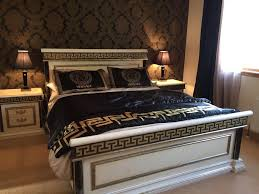 versace bed versace style imported italian bedroom suite stunning quality