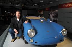blue porsche spyder jerry seinfeld porsche everyday dedeporsches blog