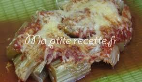 cuisiner celeri branche céleris en branches gratinés recette accompagnement céleri branche