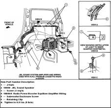 1998 ford f 150 wiring diagram wiring diagram simonand