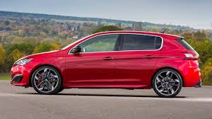 peugeot range 2016 peugeot 308 gti 2016 review by car magazine
