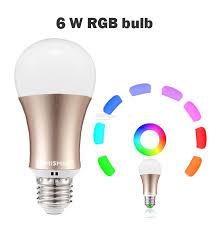 alexa controlled light bulbs led bulb smart color wifi remote con end 11 9 2018 2 15 pm