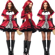 Quality Halloween Costume Shop Quality Cardinal Red Riding Hood