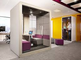 hush closed office pod maxfurniture