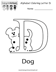 Free Printable Worksheets For Preschool Teachers Printable Letter Worksheets For Every Letters Of The Alphabet