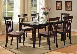san diego dining room furniture inside dark wood dining room set