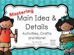 mastering main idea u0026 details u003c can u0027t find substitution for