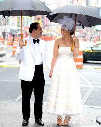 a modern white wedding in a loft in new york city martha stewart