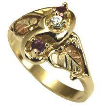 black gold mothers ring black gold mothers ring personalize with 1 6 stones of your