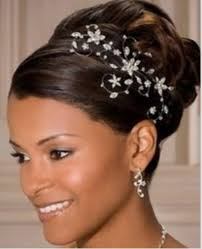 wedding hairstyles for nigerian brides and black african women