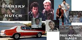 Starsky And Hutch Complete Series 1976 Interview With Paul Michael Glaser And David Soul