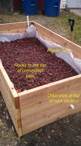Building A Raised Vegetable Garden by Building A Diy Wicking Raised Bed Vegetable Garden U2014 Mrs Millennial
